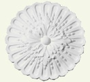 Acanthus Leaf with Husks Ceiling Rose