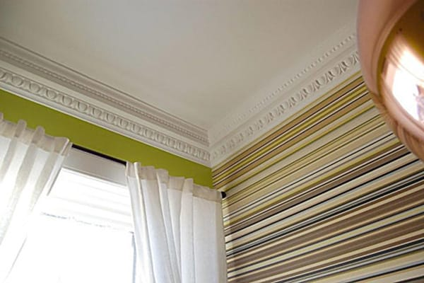Duddingston Village Cornice Restoration