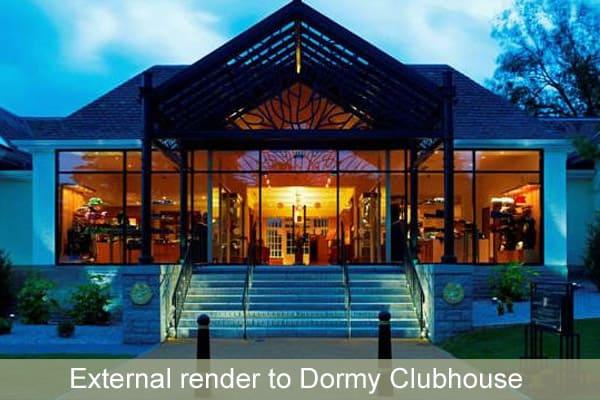 Gleneagles Dormy Clubhouse