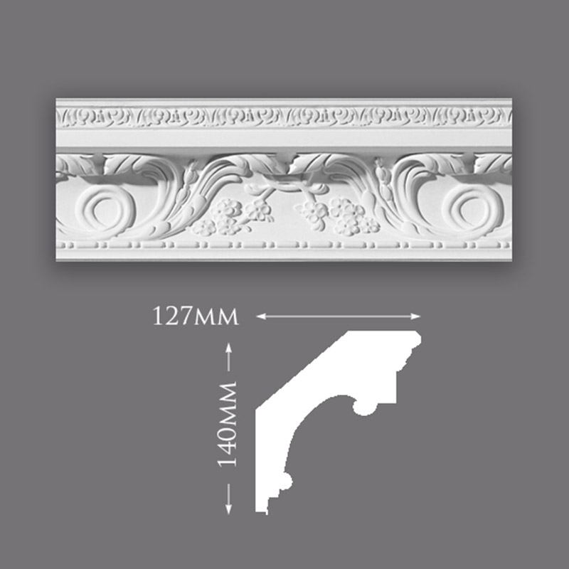 Large Acanthus Ceiling Rose