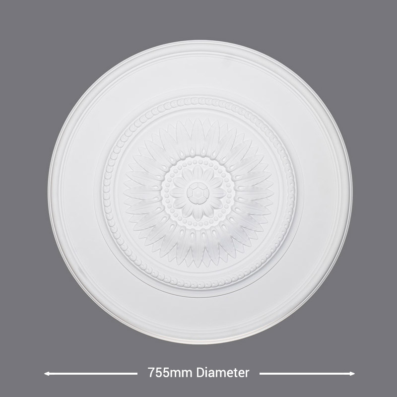 Small Rondelle Ceiling Rose