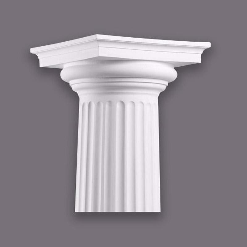 Small Plain Ceiling Rose